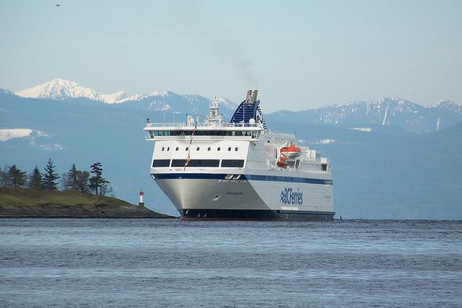 Operator BC Ferries ogłosił nazwy trzech nowych promów