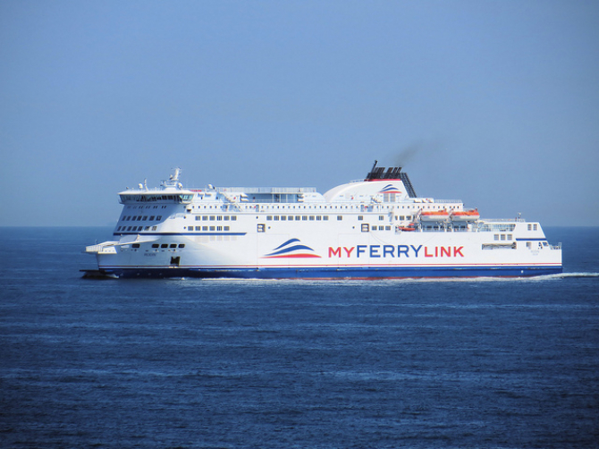 Bankructwo SCOP SeaFrance