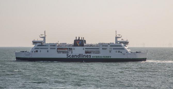 """Scandlines """"odchudza"""" swoje dwa statki"""
