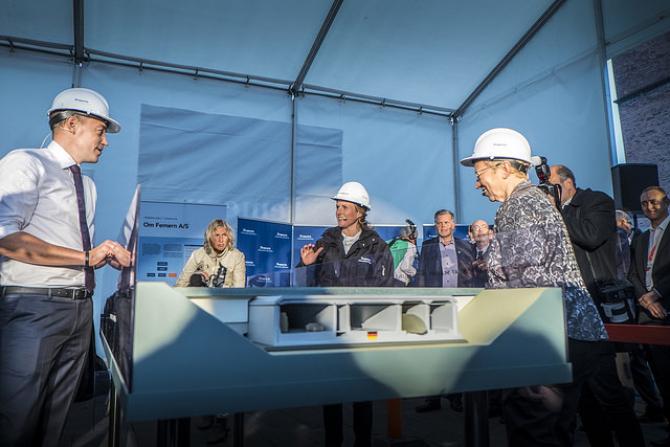 Dania odkłada decyzję w sprawie tunelu Fehmarnbelt