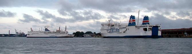 Polferries zainwestuje w połączenie Świnoujście-Ystad