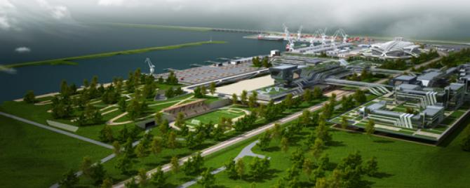 LNG-Gorskaya zbuduje terminal LNG w St. Petersburgu