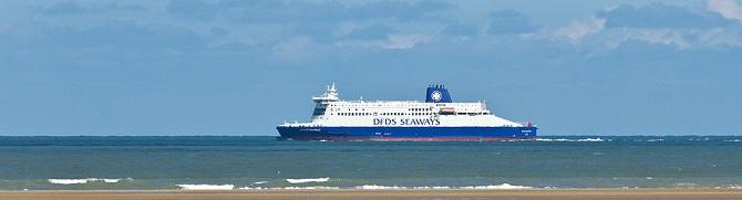 DFDS na prostej drodze do Finlandii