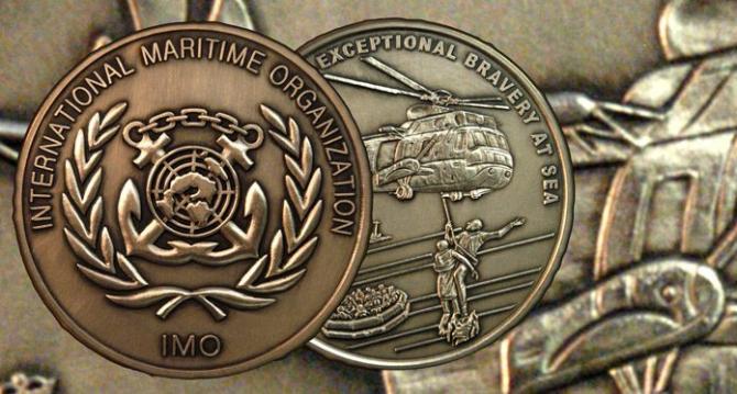 [NA MARGINESIE] IMO nagrodzi pierwszą kobietę za wyjątkową odwagę na morzu