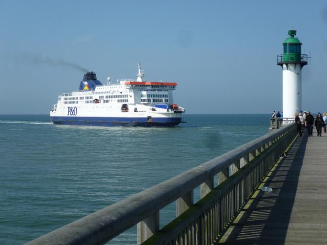 P&O Ferries rozbuduje swoje promy