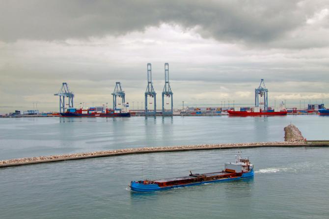 Dania w sprawie wody balastowej