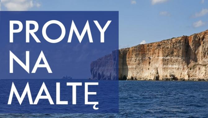 <strong>Promy na Maltę - Nowa oferta dostępna TYLKO w PROMY24.COM!</strong>