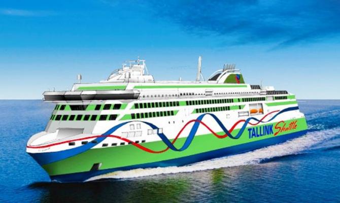 Tallink: Będzie nowy statek na trasie Tallin - Helsinki