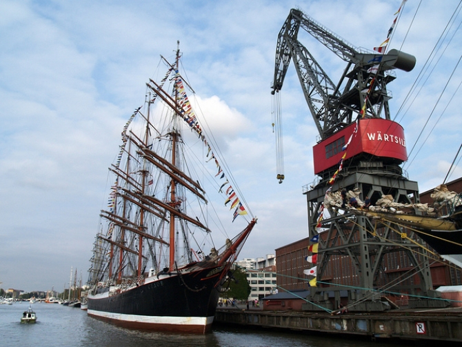 Wärtsilä zamontuje kolejne scrubbery na statkach Finnlines