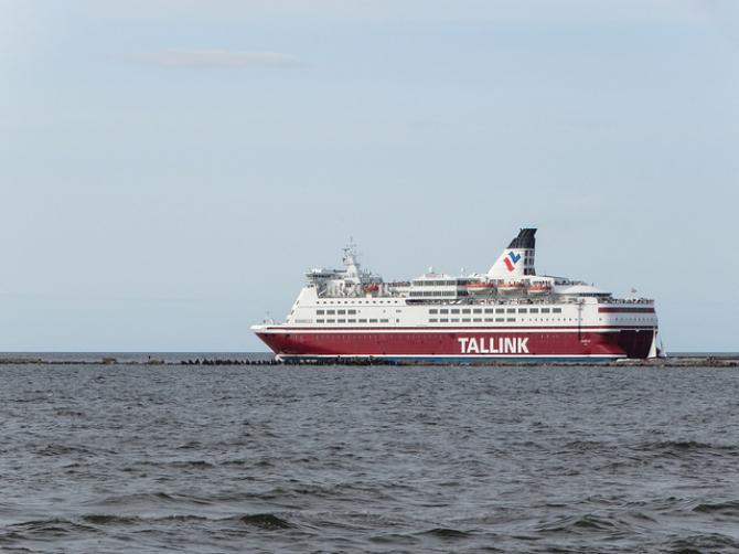 Promy do Finlandii: Tallink Grupp - wyniki za sierpień 2015
