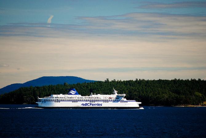 Powiększa się kanadyjska flota promów zasilanych paliwem LNG