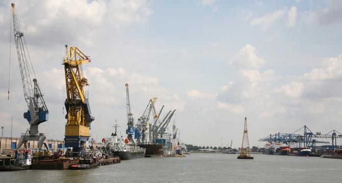 Stena Line i Port Rotterdam zbudują drugie stanowisko w Europorcie