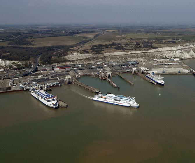 SCOP SeaFrance poniesie koszty za zniszczenie okupowanych promów