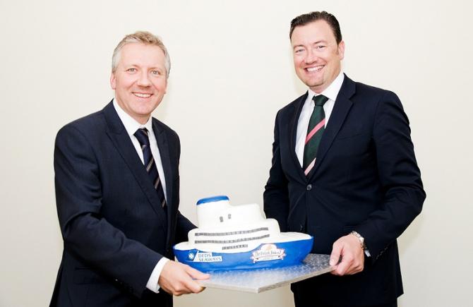 Zniżka na promy DFDS Seaways dla kupujących chleb z The Polish Bakery
