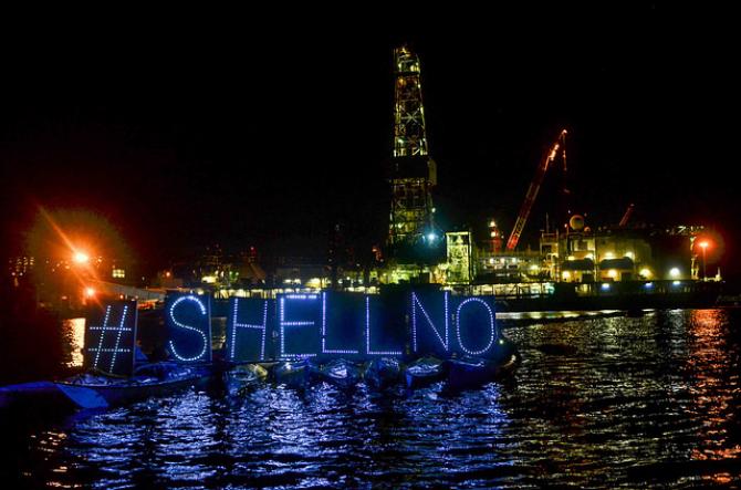 [Na Marginesie]: Wiercenia na Arktyce nie są warte ryzyka