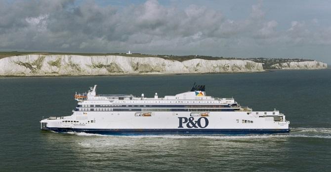 P&O Ferries szykuje się na pracowity weekend!
