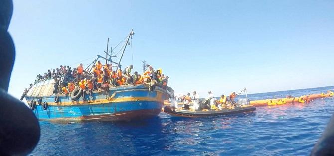 Kolejna tragedia z udziałem nielegalnych imigrantów