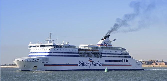 Promy do Anglii: Nowy, lukratywny kontrakt dla Brittany Feries