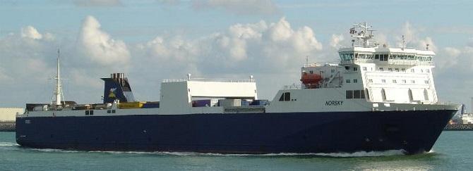 Promy do Anglii: P&O podwaja przewozy na kierunku Goteborg-Wielka Brytania