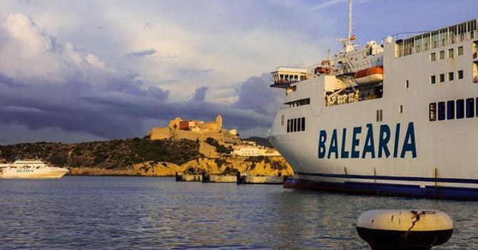 BALEARIA: Zimowe przeorganizowanie floty na Morzu Śródziemnym