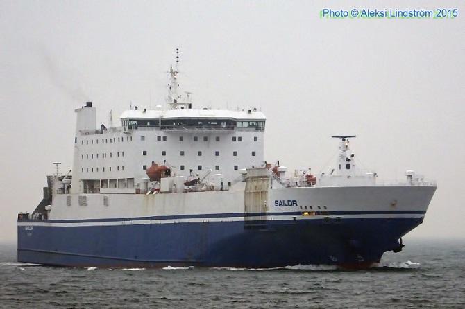 DFDS przejmuje trasę Paldiski-Hanko