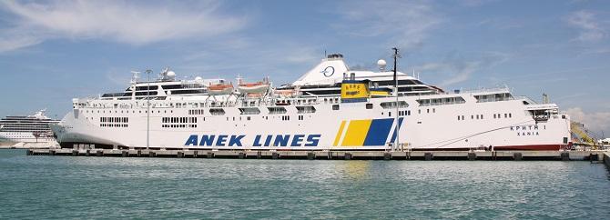 Promy do Grecji: Anek Lines podsumowuje pierwsze półrocze