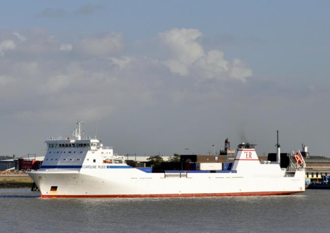 Stena Line zwiększa powierzchnię ładunkową na Morzu Północnym