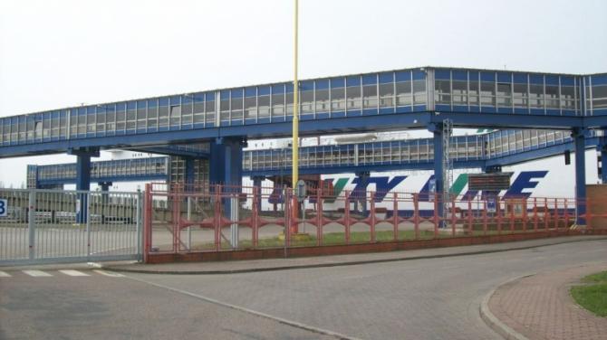 Rozbudowa terminalu w Świnoujściu