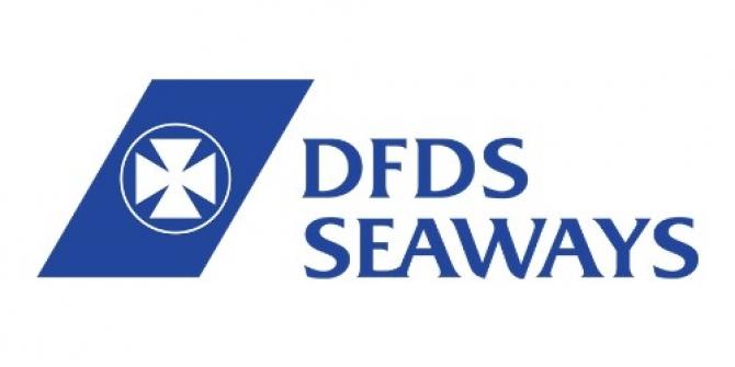 DFDS promy w Europie dla transportu ciężarowego