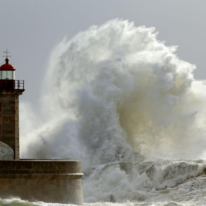 Jak poradzić sobie z chorobą morską na promie? [INFOGRAFIKA]