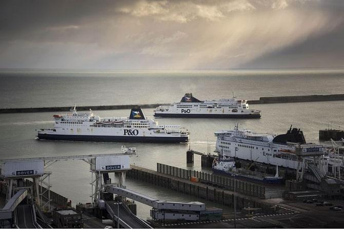 Prom Calais-Dover|PO Ferries: Info, Cena, Rezerwacja