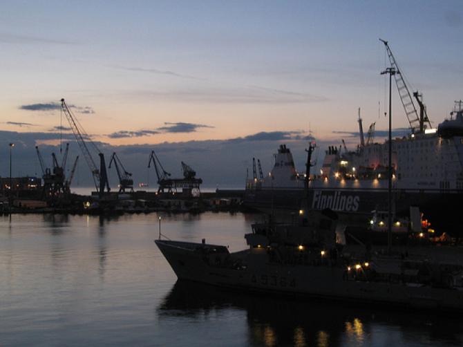 Promy do Finlandii: Finnlines zwalnia pracowników