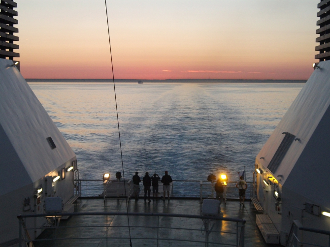 Promy do Danii: Ostatni rejs historyczną trasą