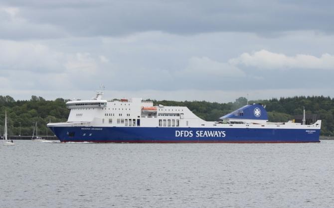 Promy do Szwecji: DFDS Seaways przesuwa statki na inne trasy