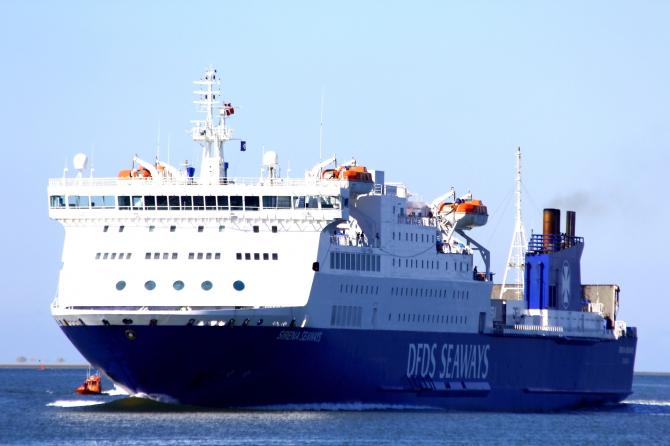 Sirena Seaways zmienia kurs na Bałtyk