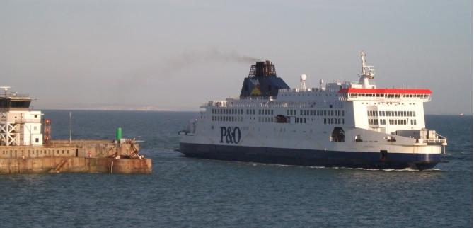 Promy do Anglii: Dopłaty na Kanale La Manche