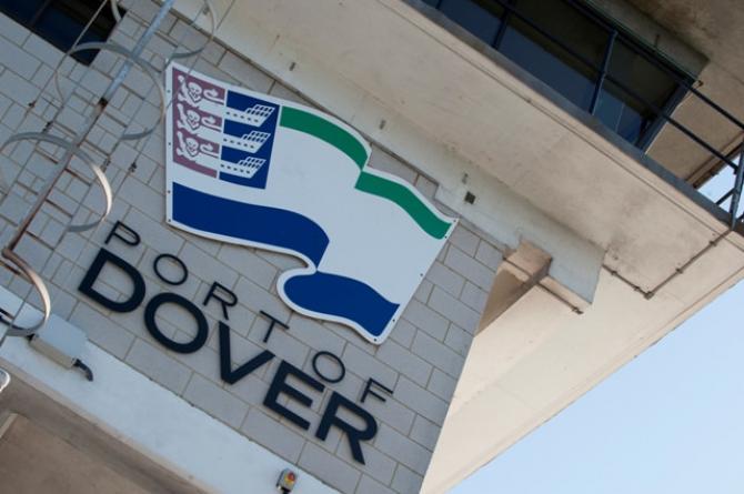 Fenomenalny wzrost w Porcie Dover po okresie letnich zakłóceń