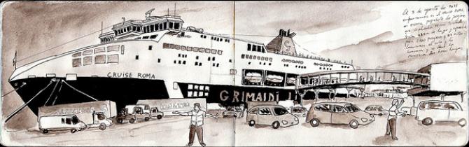 Grimaldi Group kupuje więcej akcji Finnlines
