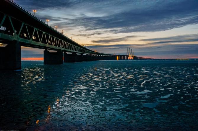 2,6 mln pasażerów przekroczyło duńskie Øresund w 3 kw. 2015