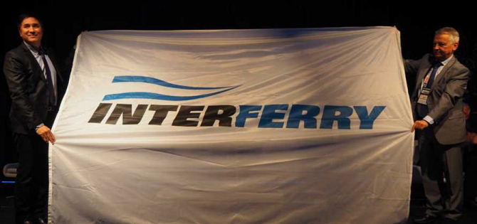 40 lat Interferry