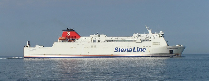 Seria zadań specjalnych dla Stena Nordica