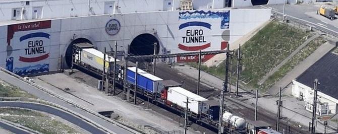 Eurotunnel: 12 kolejny miesiąc wzrostów