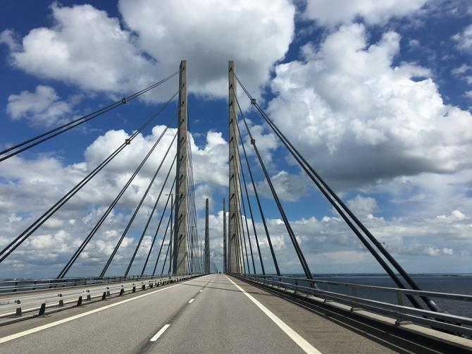 Kontrole na duńsko-szwedzkiej granicy