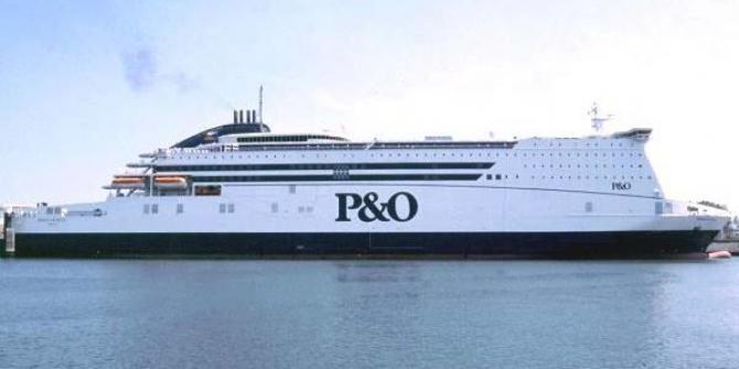 P&O Ferries zamawia nowe jednostki na trasę Calais-Dover