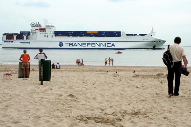 Transfennica wycofuje trasę z Bilbao
