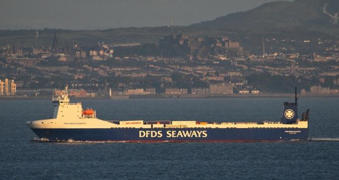 Promy do Anglii: DFDS Seaways przedłuża umowę