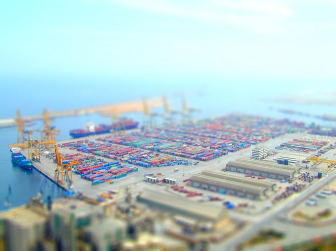 Europejskie porty walczą o środki unijne