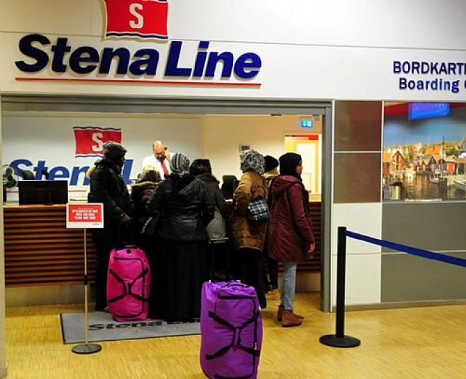 Stena i TT-Line są częścią przepływu migracyjnego