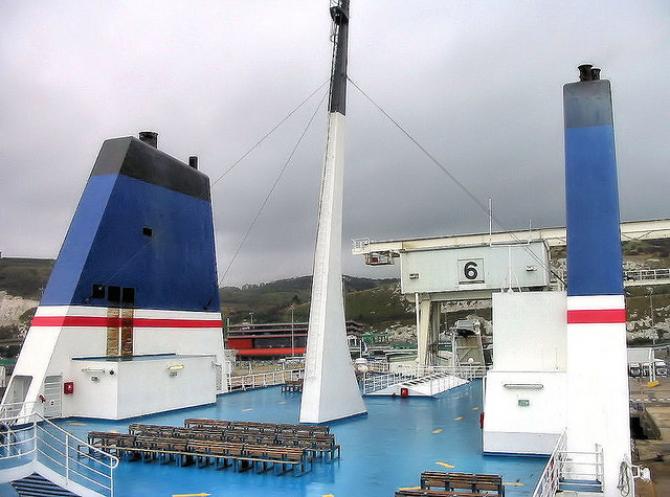Statki po SeaFrance w remoncie i z nowymi nazwami