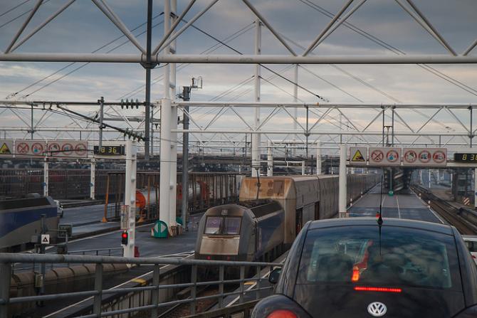Eurotunnel: Wyniki za trzeci kwartał 2015 roku